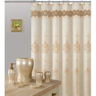 Monaco Single Shower Curtain