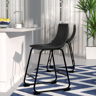 Mary-Kate 24 Bar Stool (Set of 2) by Latitude Run