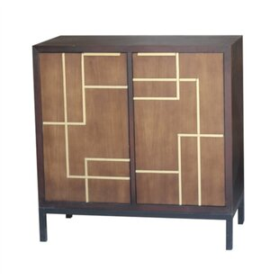 Zana 2 Door Accent Cabinet by Wrought Studio