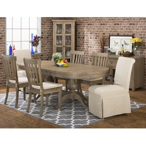 Cannes Extendable Dining Table by Laurel ..