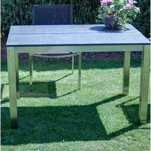 Reynoldsburg Steel Dining Table By Sol 72 Outdoor