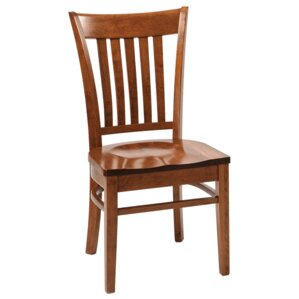Havelock Solid Wood Dining Chair by Conrad Grebel