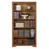 Glastonbury 32 W Solid Wood Standard Bookcase by Loon Peak®