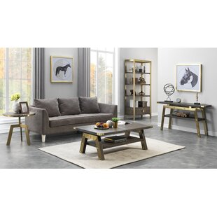 Everly Quinn Rockport 2 Piece Coffee Table Set