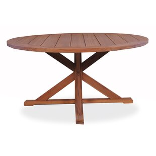 Lloyd Flanders Teak Dining Table