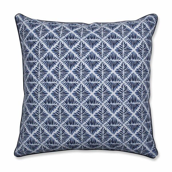 Indigo Cotton Pillow