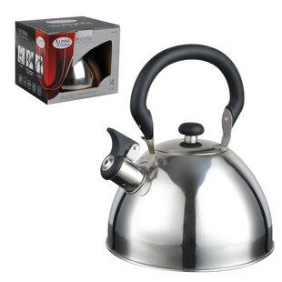 2.64-qt. Stainless Steel Tea Kettle