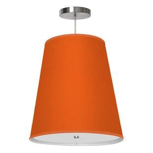 Seascape Lamps Zak 1-Light Pendant