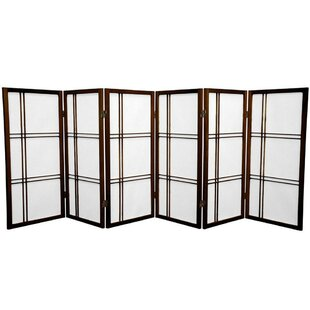 World Menagerie Marla 6 Panel Room Divider