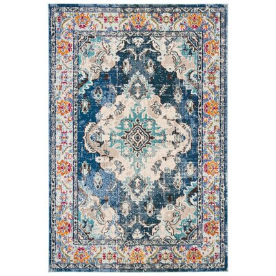5 X 8 Blue Area Rugs You Ll Love In 2020 Wayfair