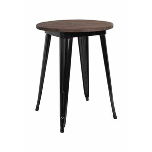 Jacalyn Solid Wood Bistro Table By Williston Forge