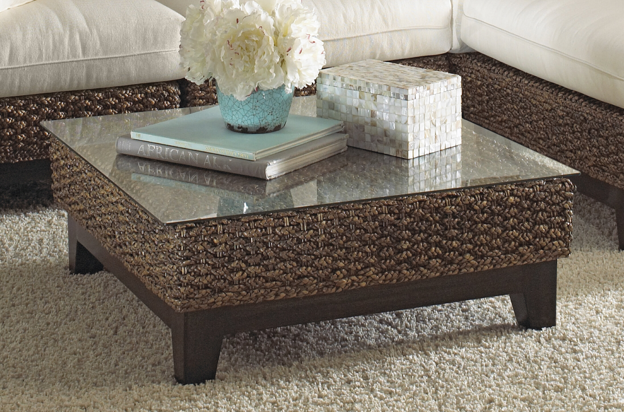 Panama Jack Sunroom Sanibel Coffee Table Reviews Wayfair