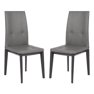 Rochel Upholstered Dining Chair (Set of 2) Orren Ellis