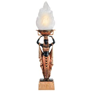 Egyptian 22 Torchiere Lamp