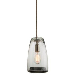 1-Light Cone Pendant by ARTERIORS