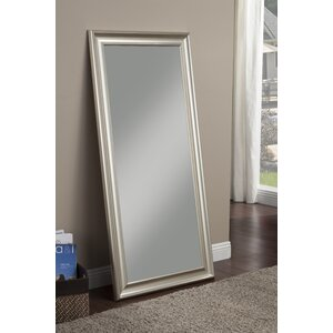 Modern Full Length Leaning Mirror