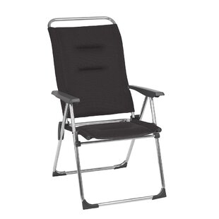 Reclining Folding Camping Chair Image
