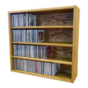 Multimedia Storage Rack by Woo..