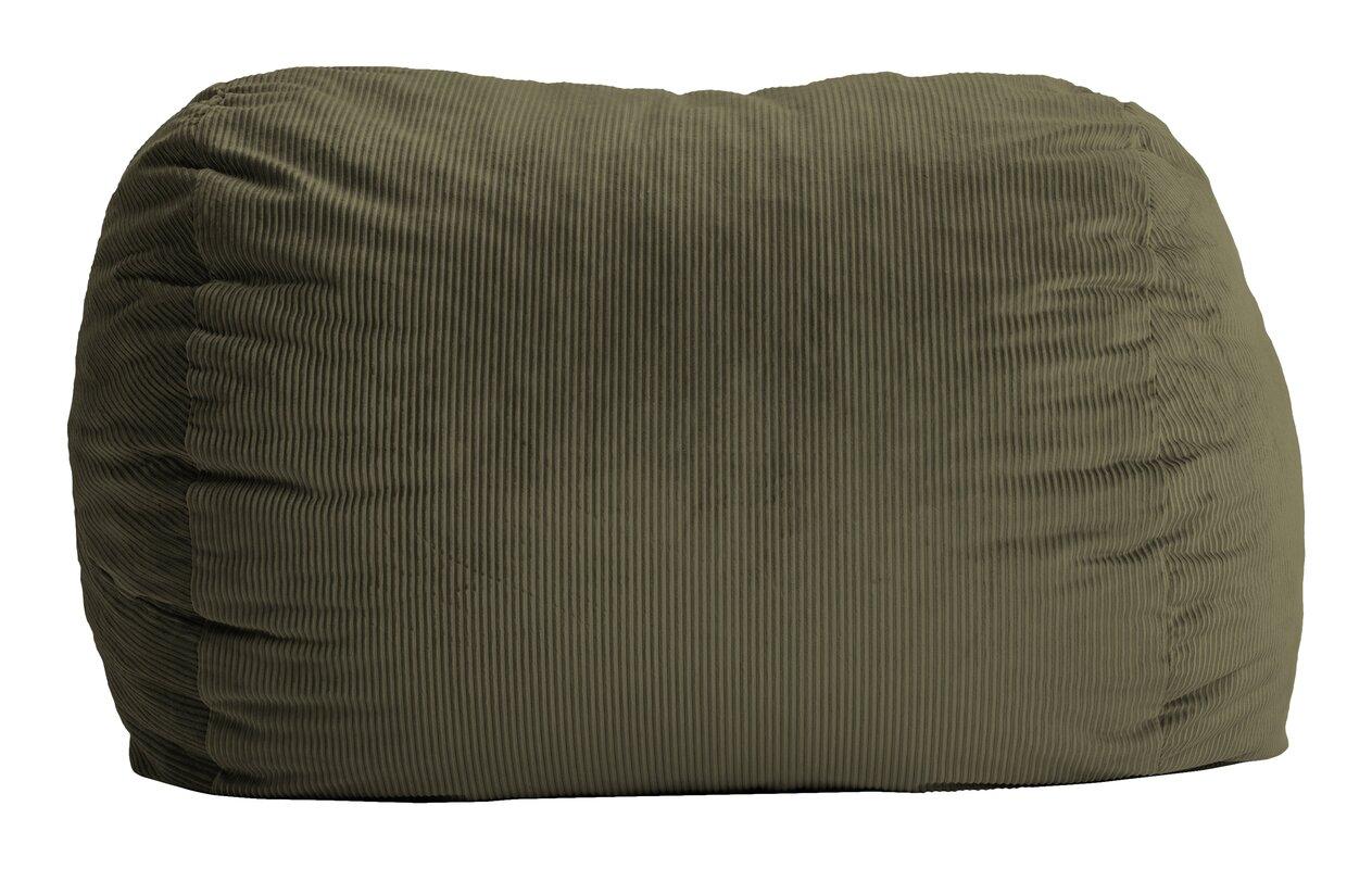 - Comfort Research Fuf Bean Bag Sofa & Reviews Wayfair