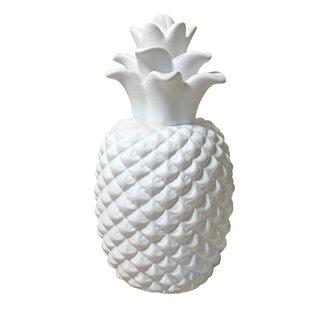 Streamline Porcelain Pineapple Night Light