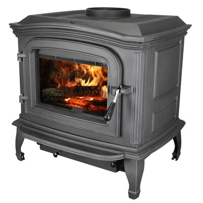 Cast Iron Direct Vent Wood Burning Stove Ashley Hearth