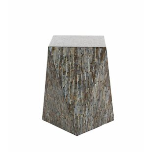 Mattis Geometrically End Table