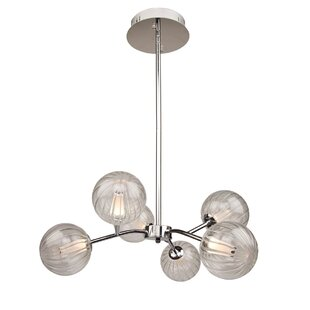Artcraft Lighting Nightstar 6-Light Chandelier