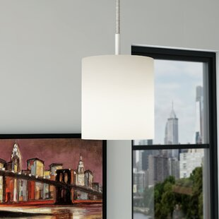 Zipcode Design Hessie 1-Light Drum Pendant