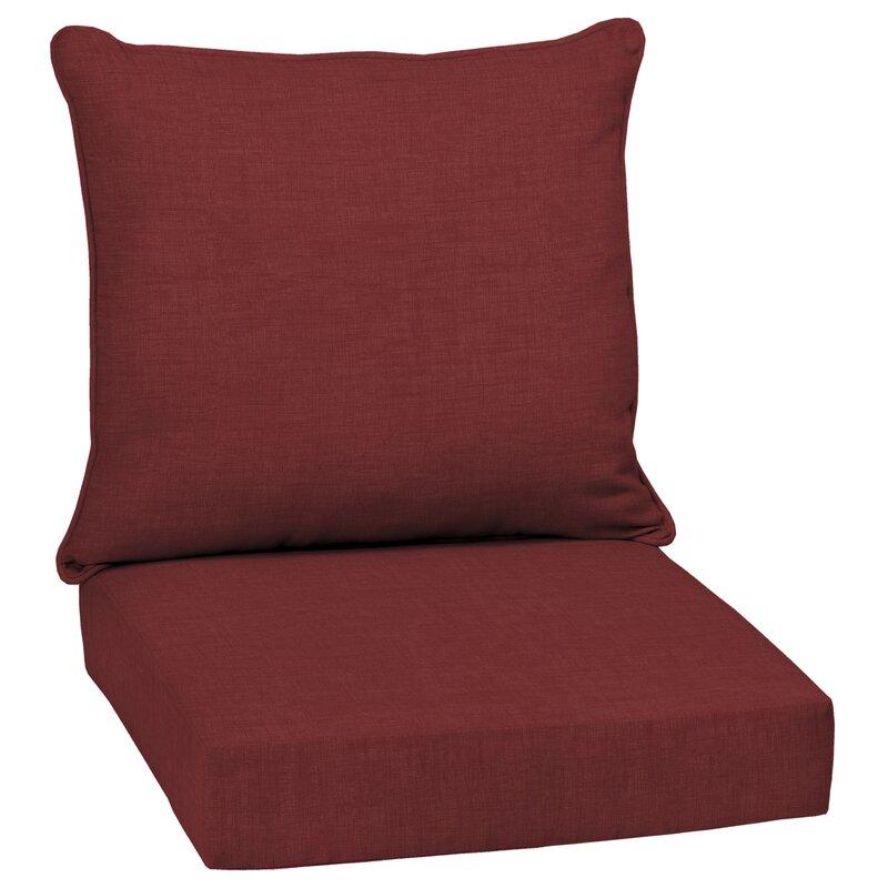 Texture Outdoor Lounge Chair Cushion