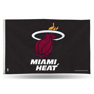 NBA Banner Flag by Rico Industries