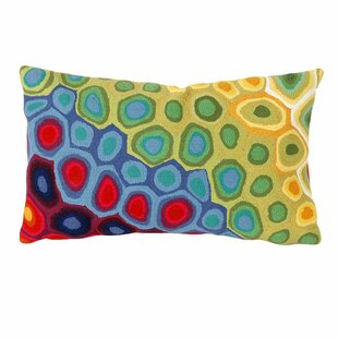 Phina Swirl Outdoor Lumbar Pillow