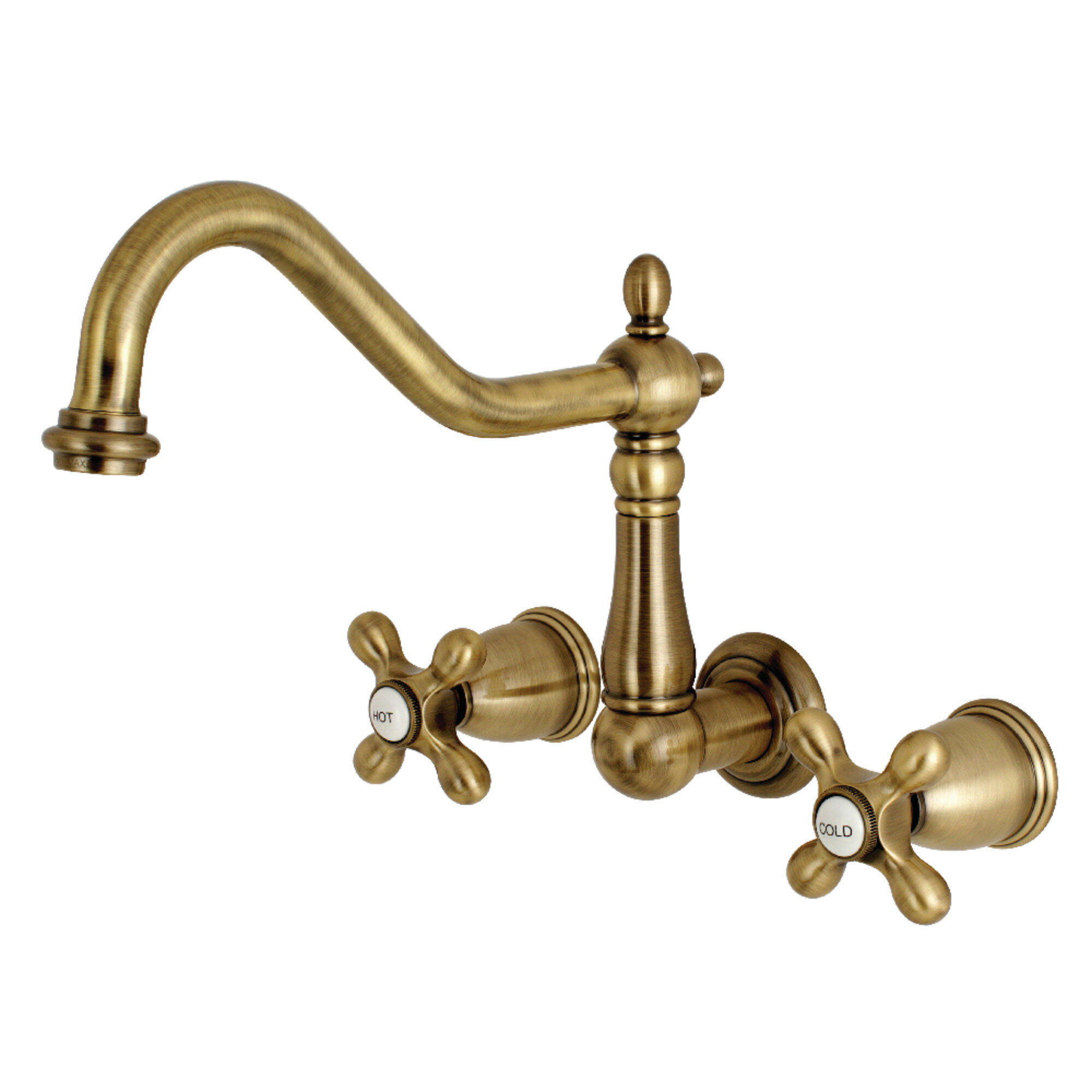 Heritage Wall Mounted Kitchen Faucet