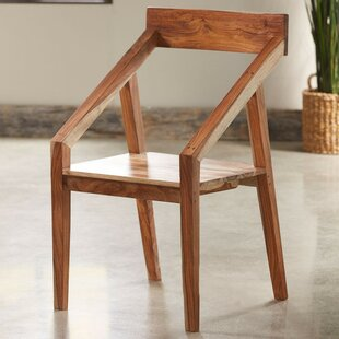 Angled Dining Chair by VivaTerra
