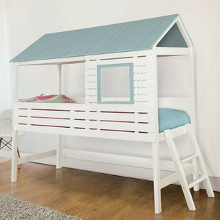 Okanogan Twin Platform Bed by Zoomie Kids