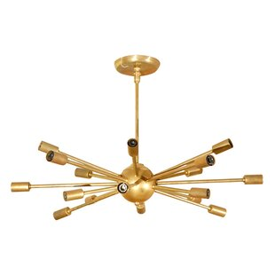 Mercer41 Clarabelle 26-Light Chandelier