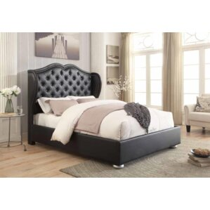 Acuff Queen Platform Bed by Rosdorf Park