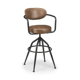 Boyden Swivel Bar Stool By Williston Forge