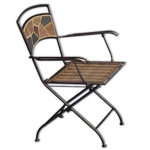 Bellview Folding Patio Dining Chair (Set of 2)