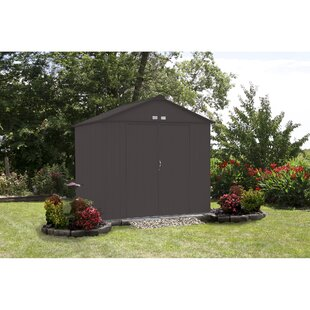 EZEE Shed 8 Ft. W X 7 Ft. D Metal Storage Shed By Arrow