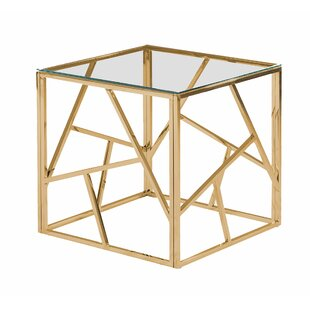 Mcquiston Angled End Table