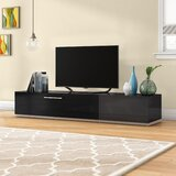 Landershire Floating TV Stand for TVs up to 88 by Orren Ellis