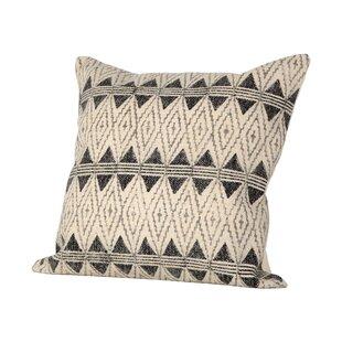 Pleasant Plains Cotton Blend Pillow Cover