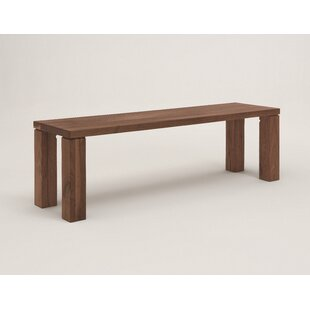 Giana Wood Dining Bench By Ebern Designs