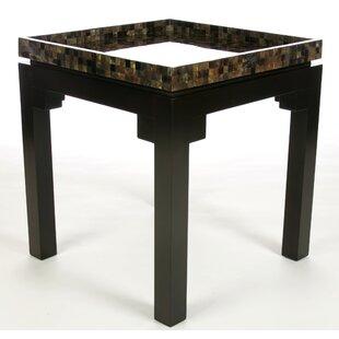 Kan Penshell End Table