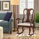 Fantastic Queen Anne Rocking Chair Wayfair Gamerscity Chair Design For Home Gamerscityorg
