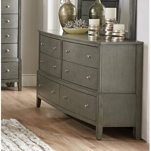 Jeffries 6 Drawer Dresser