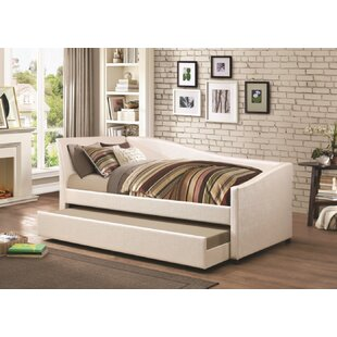 Shop For Esterly Twin Daybed with Trundle by Red Barrel Studio Reviews (2019) & Buyer's Guide