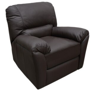 Mandalay Leather Recliner Omnia Leather