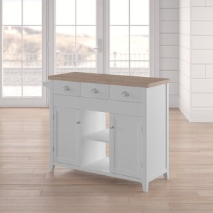 Ivanhoe Kitchen Island Beachcrest Home