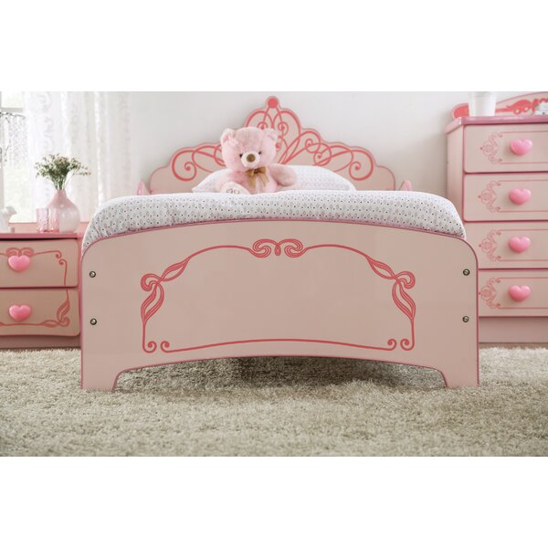 SINGLE BED LOL SURPRISE GLAM DUVET COVER SET DOLLS DIAMOND CROWN PINK WHITE